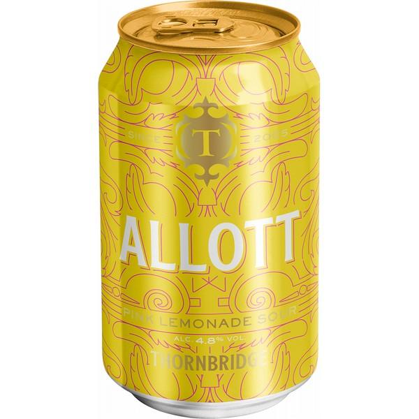 Thornbridge Allott Cans