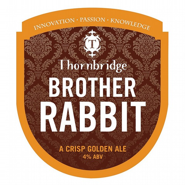 Thornbridge Brother Rabbit Pump Clip