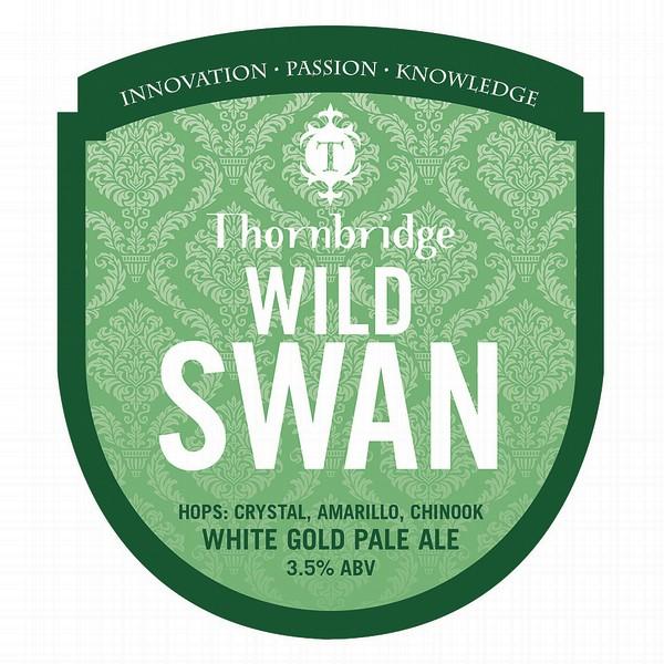 Thornbridge Wild Swan Cask