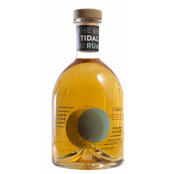 The Tidal Golden Aged Rum