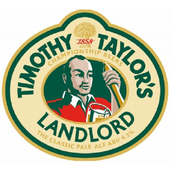 Timothy Taylor Landlord Pump Clip