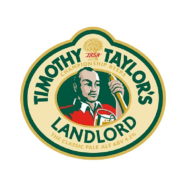 Timothy Taylor's Landlord  Cask