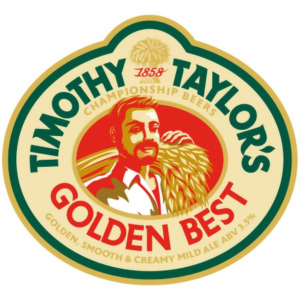 Timothy Taylor Golden Best Pump Clip