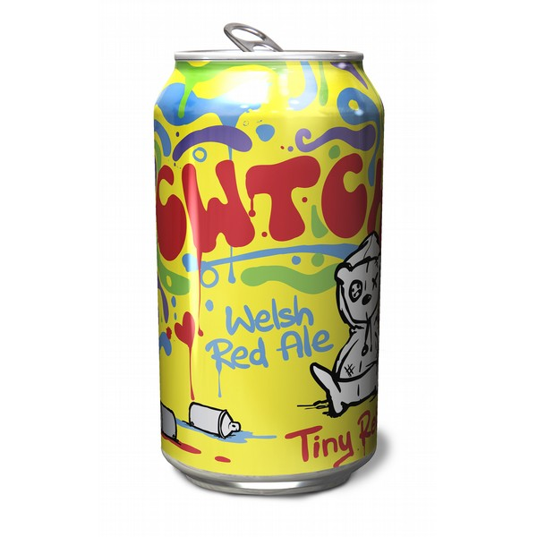 Tiny Rebel Cwtch Cans