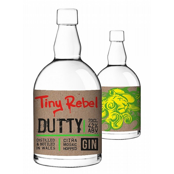 Tiny Rebel Dutty Gin