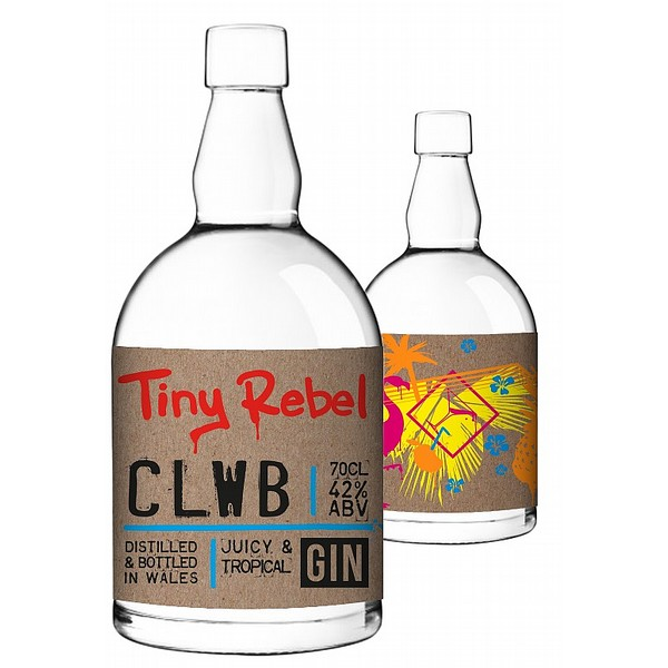 Tiny Rebel Clwb Tropicana Gin