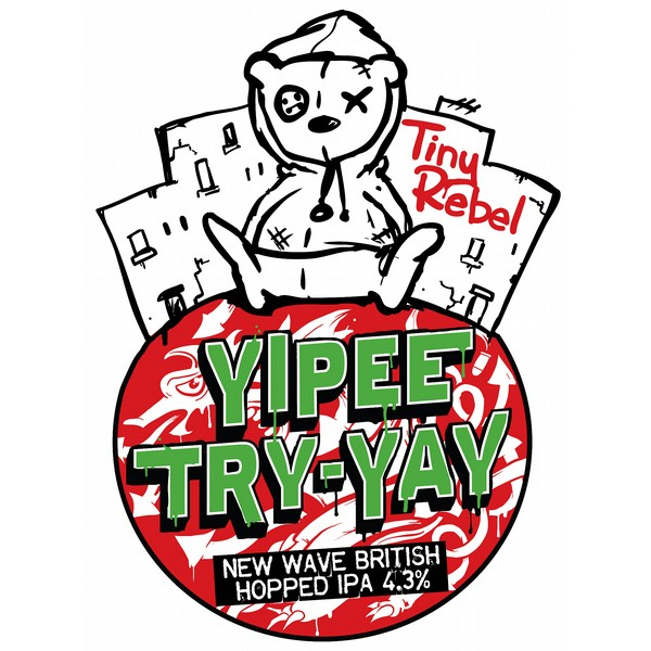 Tiny Rebel Yipee Try-Yay Cask