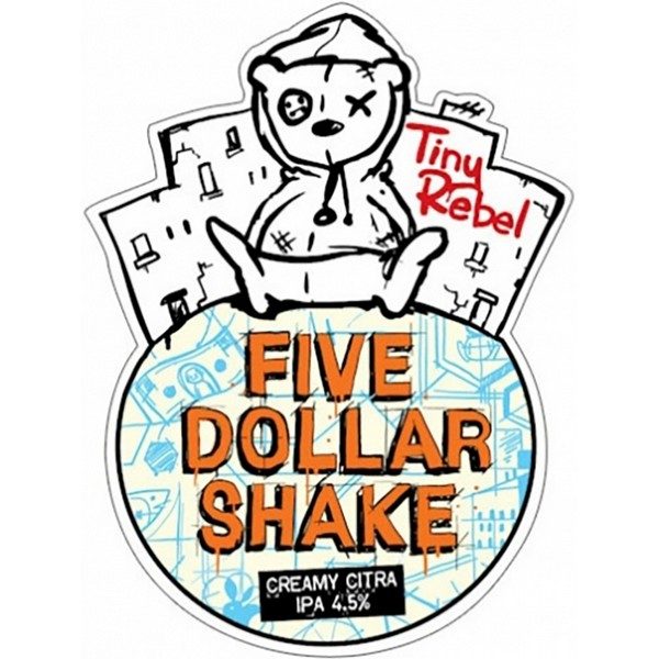 Tiny Rebel Five Dollar Shake  Cask