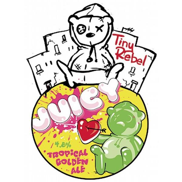 Tiny Rebel Juicy Pump Clip