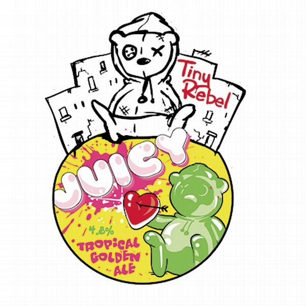 Tiny Rebel Juicy Cask
