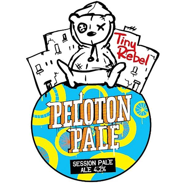 Tiny Rebel Peloton Pale Cask