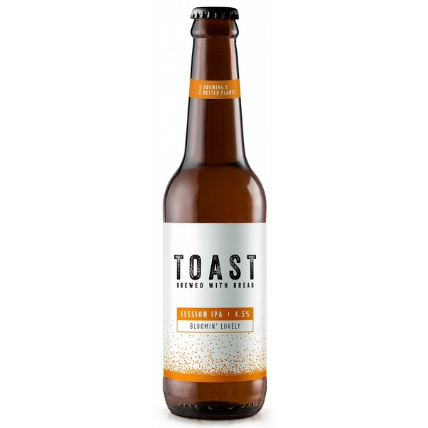 Toast Bloomin' Lovely Session IPA