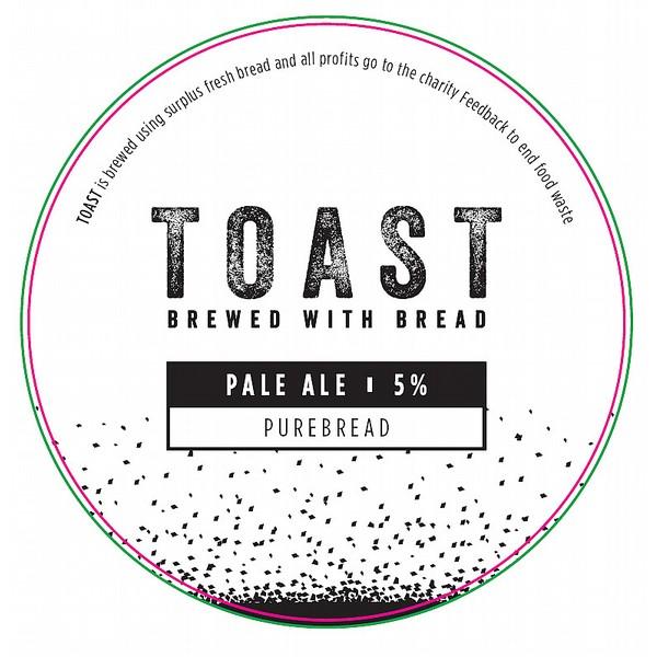 Toast Purebread Pale Ale