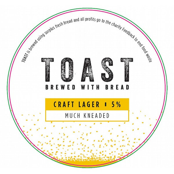 Toast Much Kneaded Craft Lager