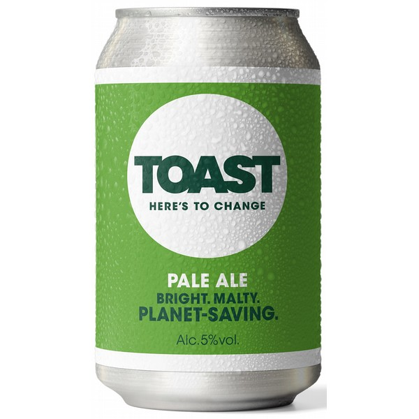 Toast Pale Ale Cans