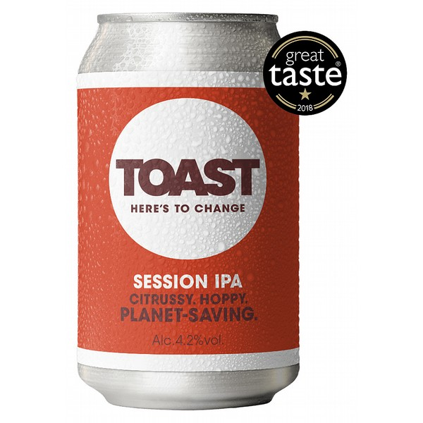 Toast Session IPA Cans