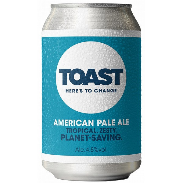Toast American Pale Ale  Cans
