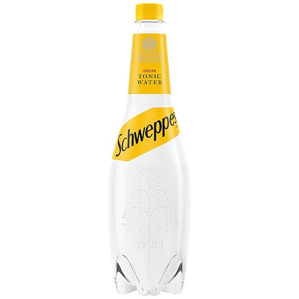 Schweppes Tonic Water PET