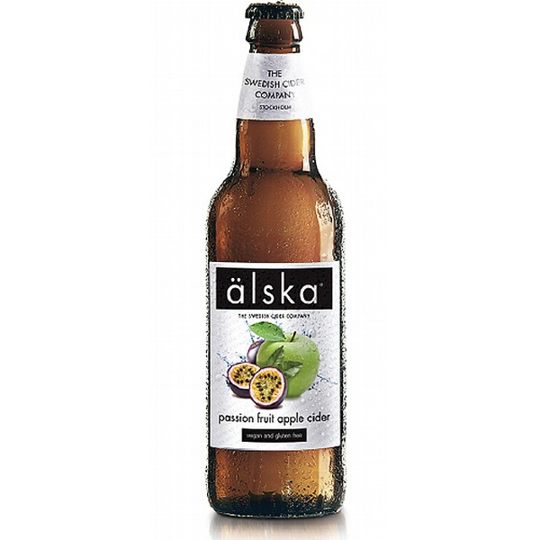 Alska Passionfruit & Apple Cider