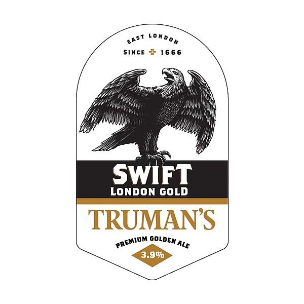 Trumans Swift Golden Ale Cask