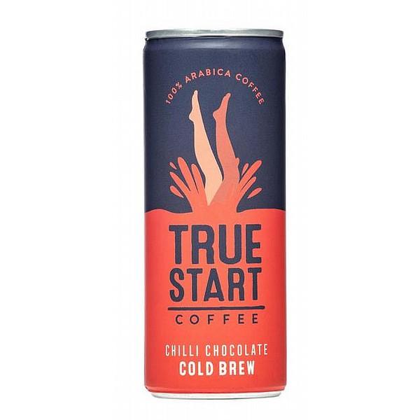 TrueStart ChilliChocolate Cold Brew Coffee