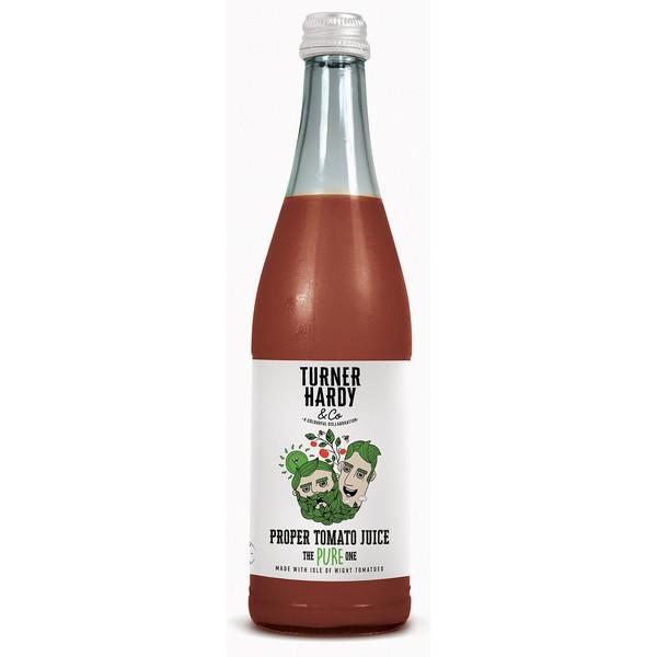 Turner Hardy & Co Pure Tomato Juice