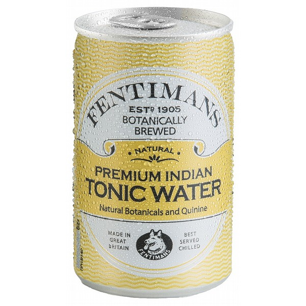 Fentimans Premium Tonic Cans