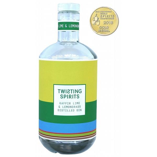 Twisting Spirits Kaffir Lime & Lemongrass
