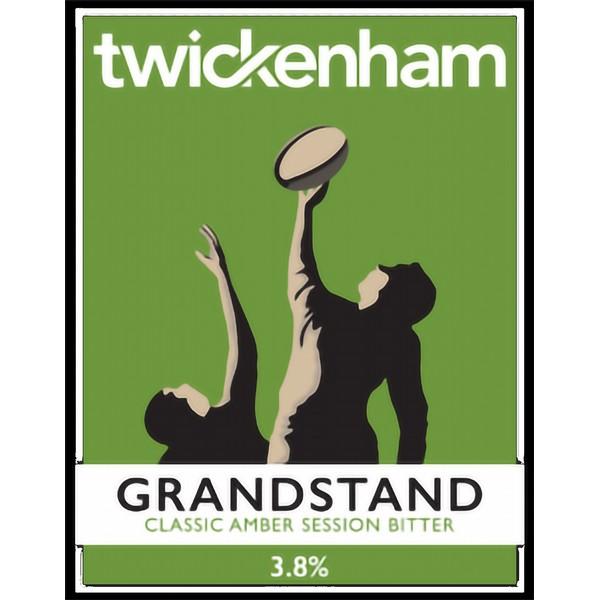 Twickenham Grandstand Cask