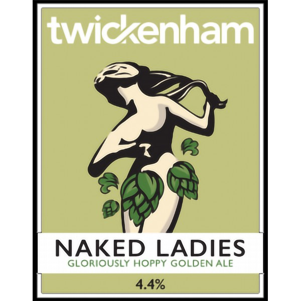 Twickenham Naked Ladies Cask