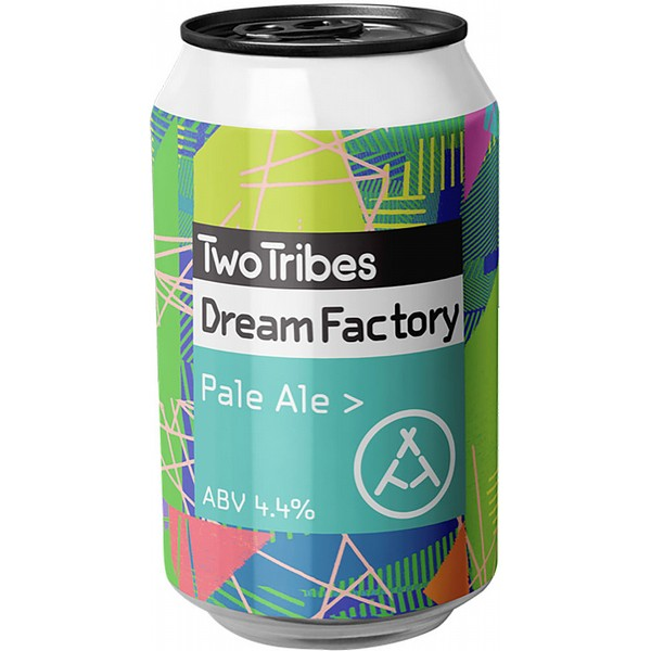 Two Tribes Dream Factory  Cans