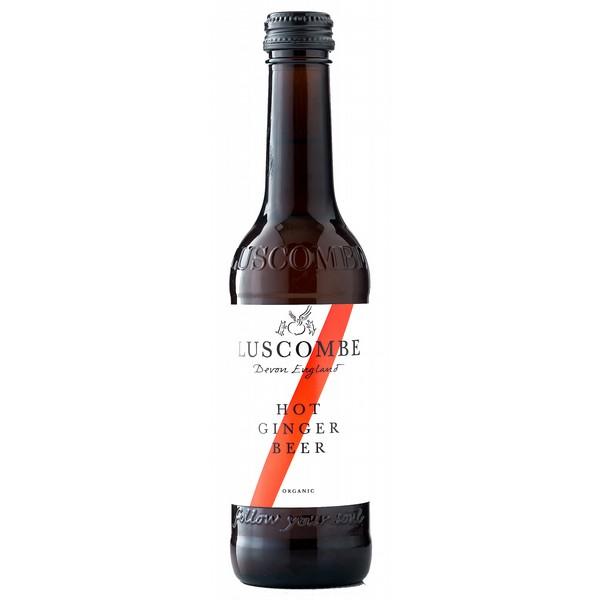 Luscombe Organic Hot Ginger