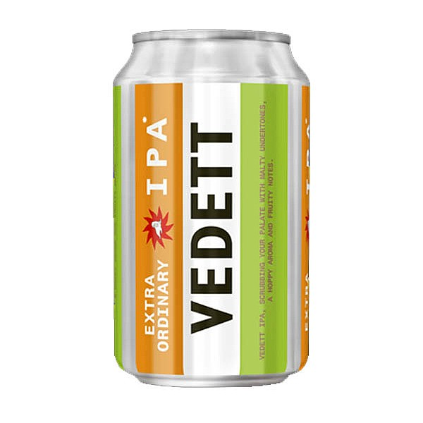 Vedett Extra IPA  Cans