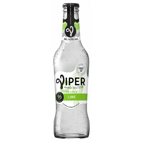 Viper Lime Hard Seltzer NRB