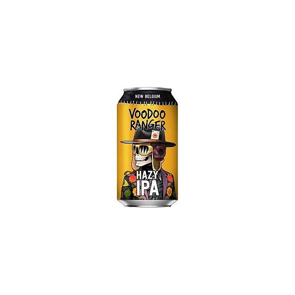 New Belgium Voodoo Ranger Hazy IPA Cans