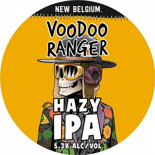 Fourpure Voodoo Hazy Oval Badge