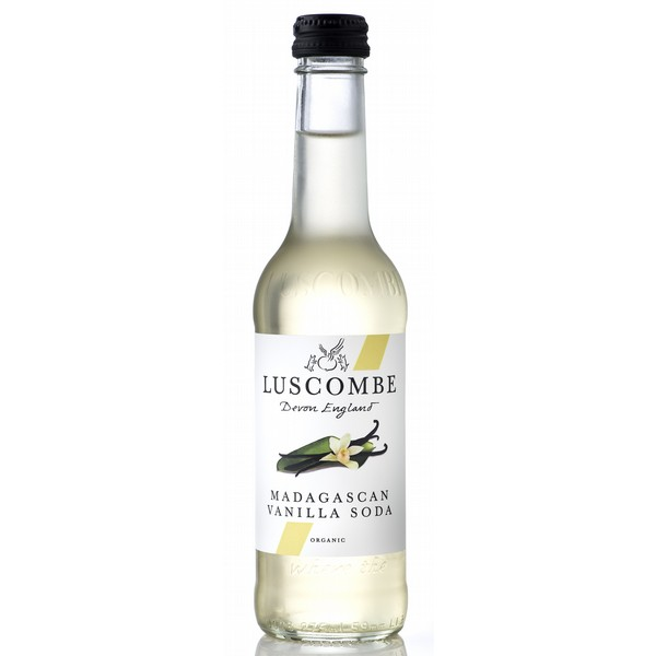 Luscombe Organic Madagascan Vanilla Soda