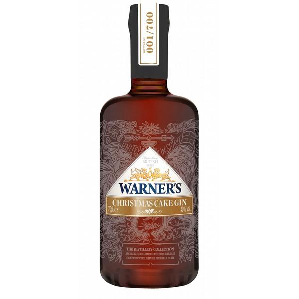 Warner's Christmas Cake Gin