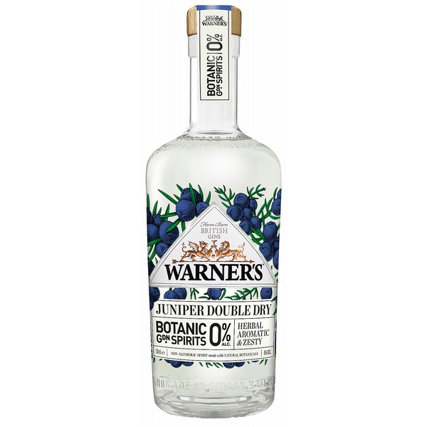 Warners Juniper Double Dry 0.0%