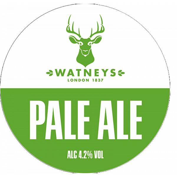 Watneys Pale Ale Pump Clip