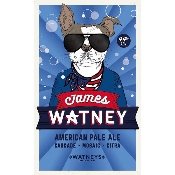 Watneys APA Pump Clip