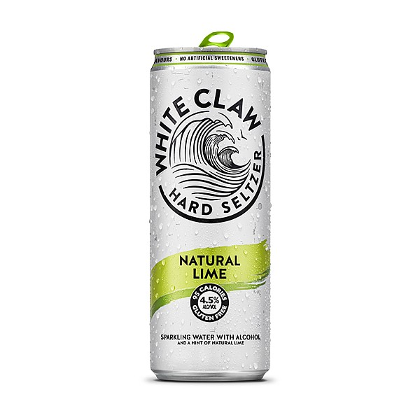 White Claw Hard Seltzer Lime