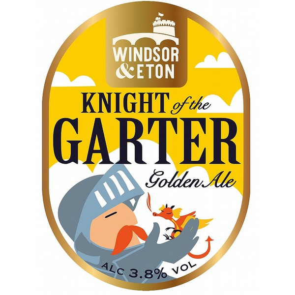 Windsor & Eton Knight of the Garter Cask