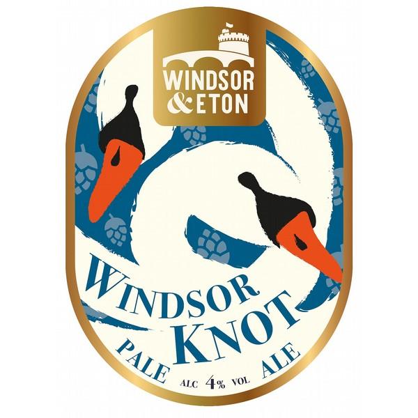 Windsor & Eton Windsor Knot Pump Clip