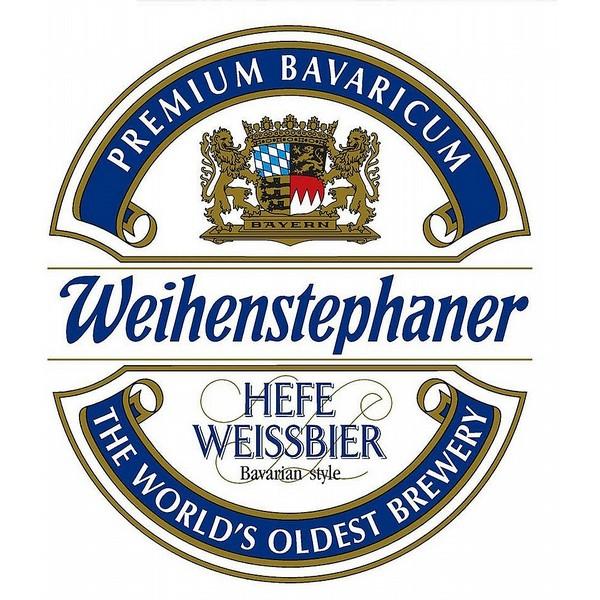 Weihenstephan Hefe Round Tap Badge