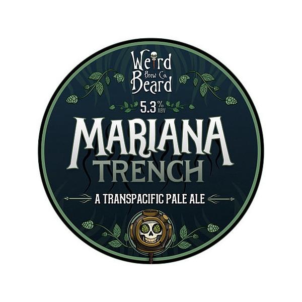 Weird Beard Brew Co Mariana Trench