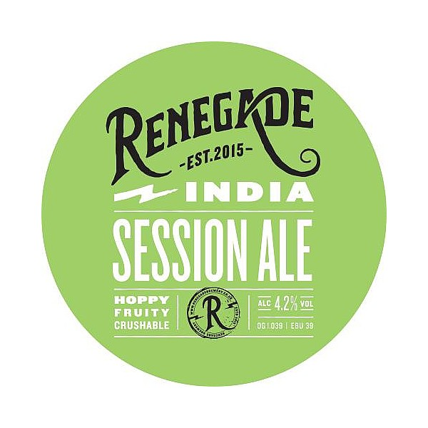 Renegade India Session Ale