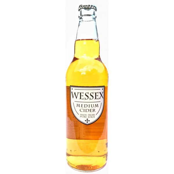 Wessex Medium Cider