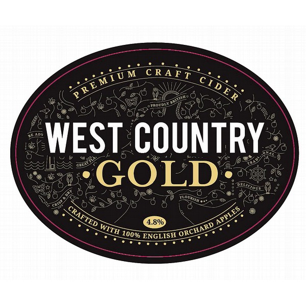 Moles West Country Cider