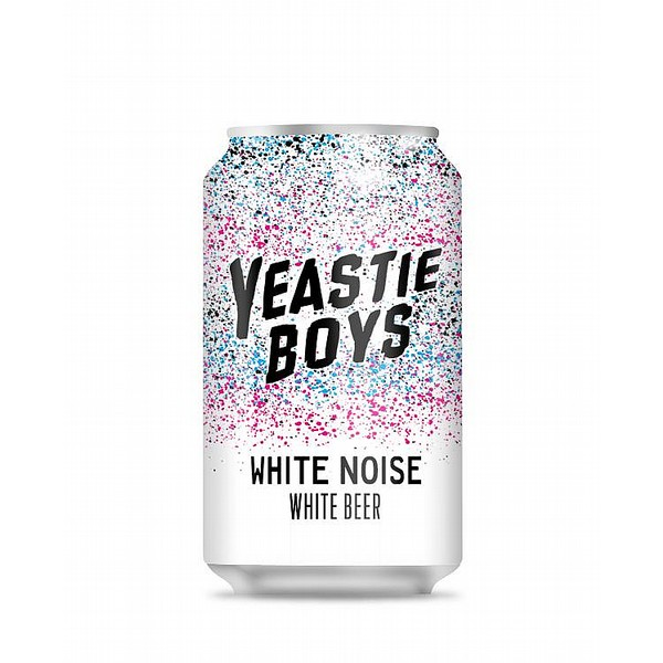 Yeastie Boys White Noise  Cans